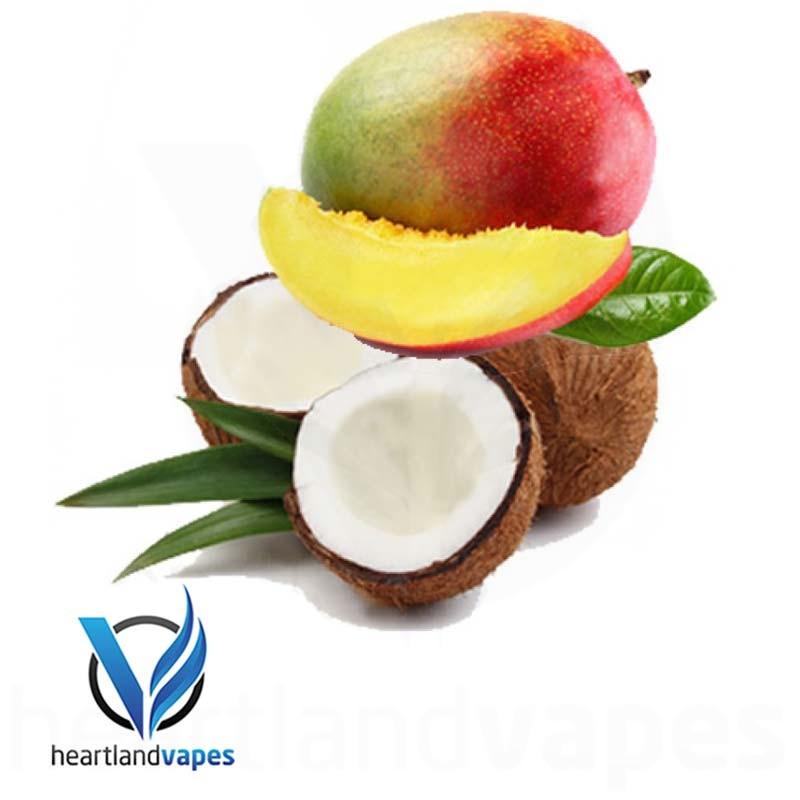 Coconut Mango: Wholesale Premium E-Liquid At