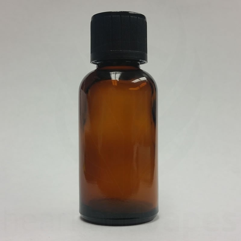 1oz Amber Glass Bottle...