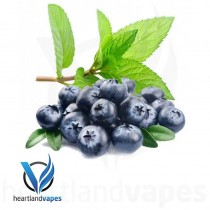 Blueberry Menthol (30ml glass)