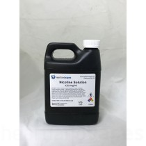 Nicotine Solution 0mg Liter - Wholesale & DIY