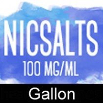 Nicotine Salt 100mg Gallon