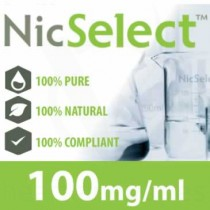 Nic Select Nicotine 120ml DIY