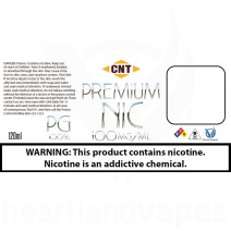 CNT Nicotine Solution