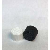 20mm White Child Resistant Cap