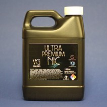 Liter Ultra Premium Nicotine Solution