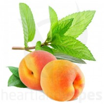 Peach Menthol (60ml glass)