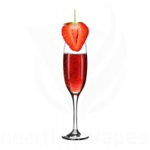 Strawberry Champagne (100ml plastic)