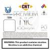 CNT (Contraf-Nicotex-Tobacco) Nicotine - 100mg Gallon